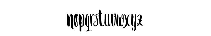 CrashTwo Font LOWERCASE