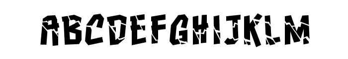CrashcourseBB Font LOWERCASE