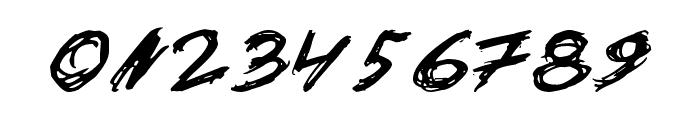 Crazysk8 Font OTHER CHARS