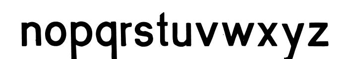 Creatinin PAP Font LOWERCASE