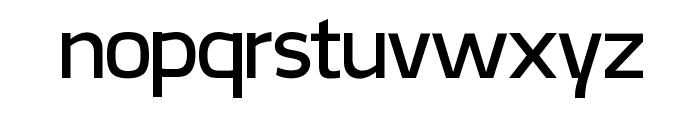 CreativZoo Regular Font LOWERCASE