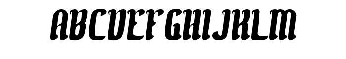 Creative Culture Font UPPERCASE