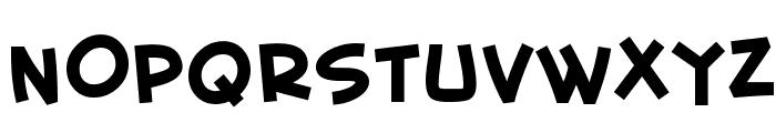 CreativeBlock BB Bold Font UPPERCASE