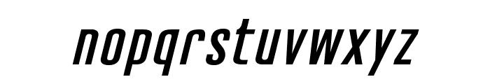 CreatorCreditsBB-Italic Font LOWERCASE