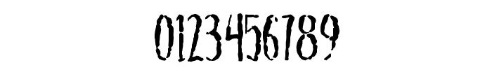 CreatureA Font OTHER CHARS