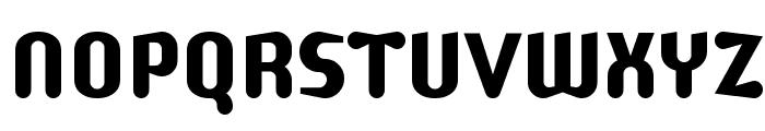 Crem S Bold Font UPPERCASE