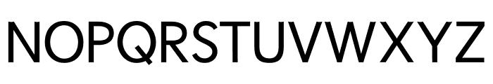Crescent Font UPPERCASE