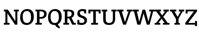 CreteRound-Regular Font UPPERCASE