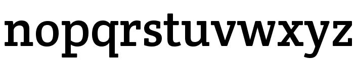 CreteRound-Regular Font LOWERCASE