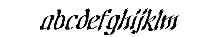 Cretino-Regular Font LOWERCASE