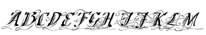 Cretino Font UPPERCASE