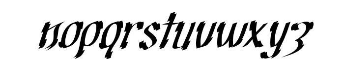 Cretino Font LOWERCASE