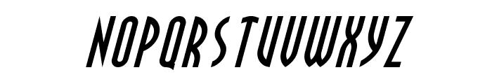 Crichton Italic Font UPPERCASE