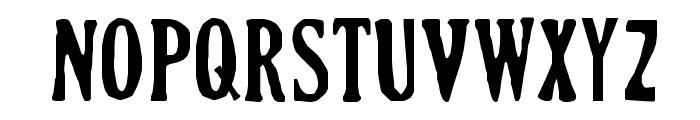 Crimson Petal Font UPPERCASE