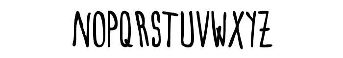 Cristobal Font UPPERCASE