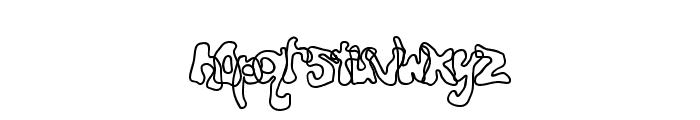CritterIsRad Font LOWERCASE