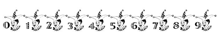 Croc Krewe Font OTHER CHARS
