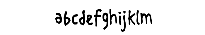 Crosspatchers delight normal Font LOWERCASE