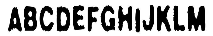 Crush47 Font LOWERCASE