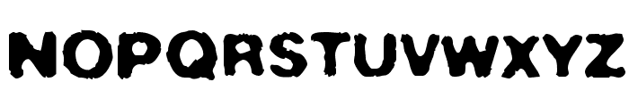 Crush49 Font LOWERCASE