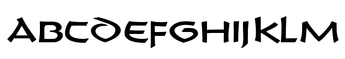 CrushYourEnemies Book Font LOWERCASE