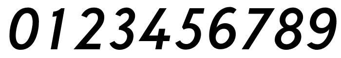 CrusoeText-BoldItalic Font OTHER CHARS