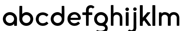 cream DEMO Font LOWERCASE