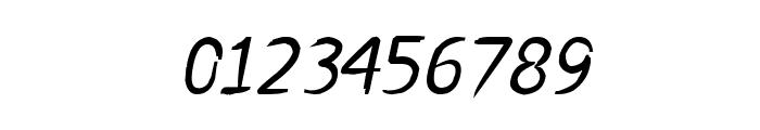 cru-visarut-new-Bold-italic Font OTHER CHARS
