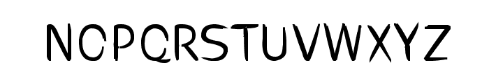 cru-visarut-new-Bold Font UPPERCASE