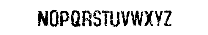 crustype_crust Font UPPERCASE