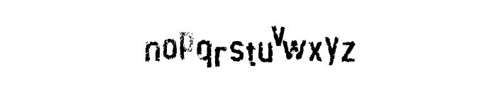 crustype_crust Font LOWERCASE