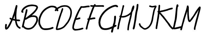cryon Regular Font UPPERCASE