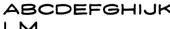 Credit Extension Rounded Intl Font UPPERCASE