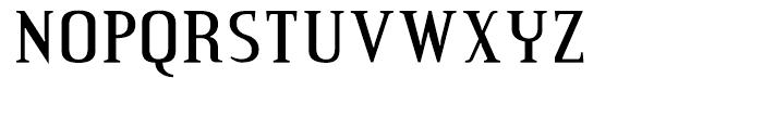 Credit Valley Regular Font UPPERCASE