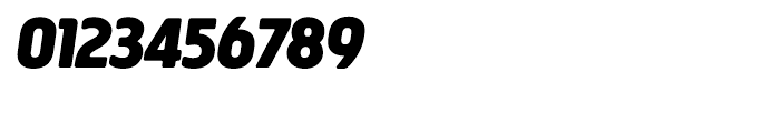 Creighton Black Italic Font OTHER CHARS