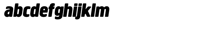 Creighton Bold Italic Font LOWERCASE