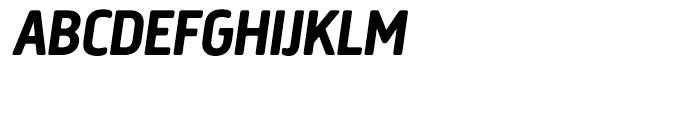 Creighton Italic Font UPPERCASE