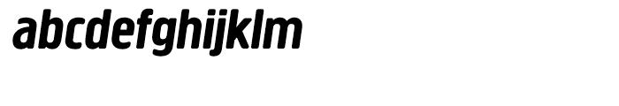 Creighton Italic Font LOWERCASE
