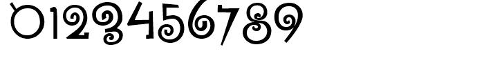 Cro Aloha Regular Font OTHER CHARS