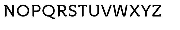 Croog Regular Font UPPERCASE