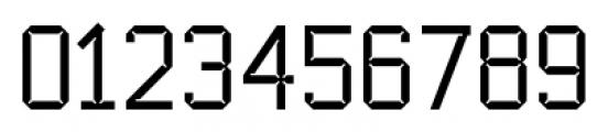 Cranked Pipe 2D Regular Font OTHER CHARS
