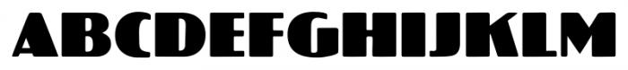 Crossharbour Regular Font UPPERCASE