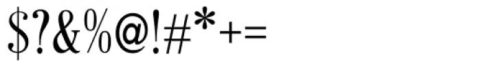 Craftsman Regular Font OTHER CHARS