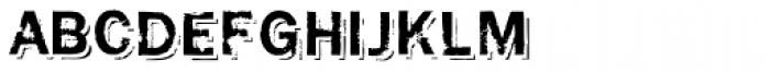 Craptoy Font UPPERCASE