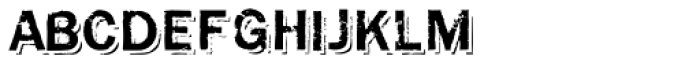 Craptoy Font LOWERCASE