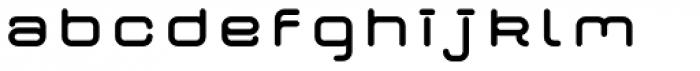Crealab Bold Font LOWERCASE