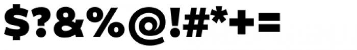 Creata Black Font OTHER CHARS