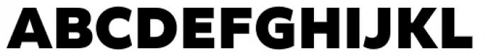 Creata Black Font UPPERCASE