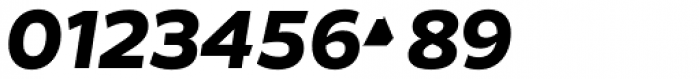 Creata Bold Italic Font OTHER CHARS