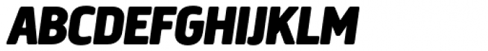 Creighton Bold Italic Font UPPERCASE
